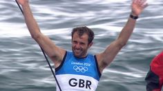 BBC Sport - Olympics windsurfing: Nick Dempsey wins silver for Britain
