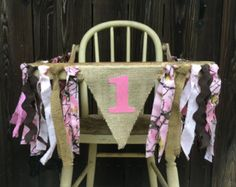 Items similar to Baby Girl Gift Set - Personalized Layette Bodysuit, Bow and Blanket - Real Tree Camo PINK on Etsy