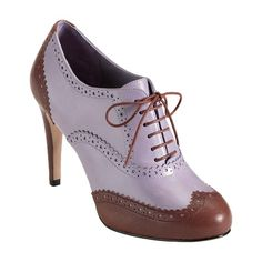 People say I should add color to my wardrobe, maybe that's a justifiable reason for these shoes :)