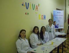 Aula de Educação Nutricional. Foto de Natalia Bordignon.