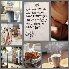 Moodboard | Good morning
