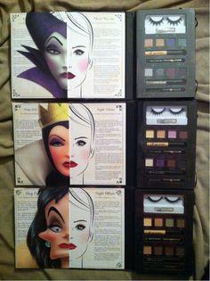 Makeup like a villain!! Cool cosmetics #packaging PD