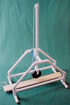 Golf Ball Trebuchet - Build a PVC Pipe Trebuchet with Easy to ...