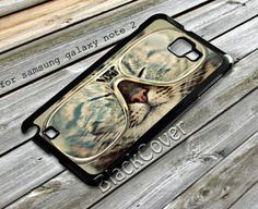 glasses big cat - iPhone 4/4S/5/5S/5C, Case - Samsung Galaxy S3/S4/NOTE/Mini, Cover, Accessories,Gift