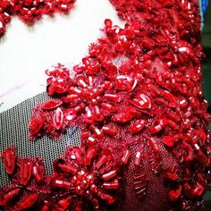 Be my Valentine Tango.. #tangofashion  #tango  #tangoargentino #sydneydesigner #roma #london #passion #altamoda #couture #tangoescenario #milonga #beading #lace by angelafacchini