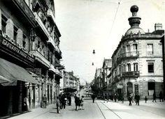 Rúa do Príncipe. Anos 40