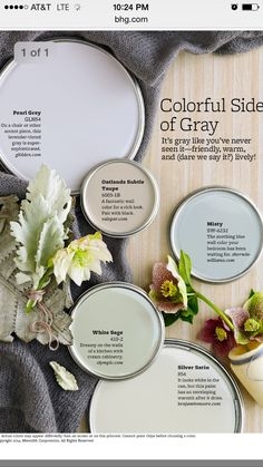 25 Living Room Popular Paint Colors used by homeowners living room colors colour 21 Inviting Living Room Color Design Ideas - HomeBestIdea Neutral Paint Colors, Paint Color Schemes, Interior Paint Colors, Paint Colors For Home, Gray Paint, Interior Painting, Interior Design, Interior Ideas, Taupe Color