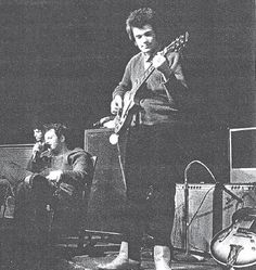 Nick Gravenites and Mike performing at Fillmore West, Jan/Feb 1969 photo by Jim Marshall Paul Butterfield, Mike Bloomfield, Fillmore West, Jim Marshall, Muddy Waters, Blues Rock, Music Guitar, Blue Band, Bob Dylan