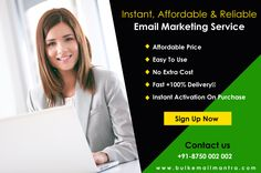 A smarter way to advertisement in emails Real time advertising to real people at moment they open an email  Know more visit : http://www.bulkemailmantra.com/