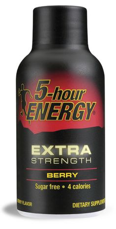"My Favorite 5-hour ENERGY® Flavor is Extra Strength Berry""5-hour ENERGY® Mother's Day Appreciation"""