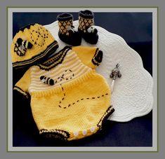 Honey Baby Romper Set