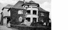 Haus Gobert, Sodehnen. Zweifamilienhaus an der Landstraße Insterburg—Darkehmen.  1946—2008, Grund- und Mittelschule unter Anbau des Klassentraktes und der Sporthalle.