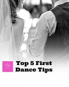 Top 5 First Dance Tips! 1. Try to choose a song with a good tempo and easy beat; this will make it easier and therefore more enjoyable on the day.  2. Make sure you have a practice dance in your dress (without the groom there of course!) to check if there are...........     #weddingdance #firstdancetips #weddingdancelessons #weddingtips #perthweddings
