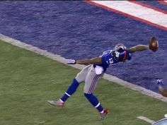 Odell Beckham Jr made what is being called the greatest catch ever.