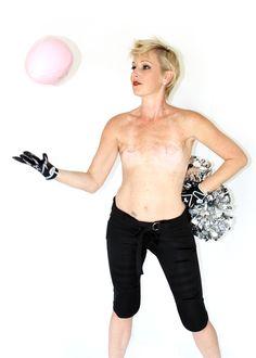 "NFL Cheerleader and Breast Cancer Survivor Fights ""Pink-Washing"" - EverydayHealth.com"