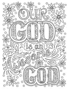 212 Best Coloring Pages With Bible Verses For Adults Grownups