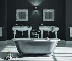Buy online Shabby By bleu provence, freestanding bathtub, bathtubs on base Collection Provence, Bathroom Store, Master Bathroom, Bad Inspiration, Bathroom Inspiration, Bathroom Ideas, Bath Ideas, Shabby, Bathtubs For Sale