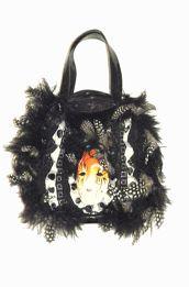 Venedik maskeli çanta / Venetian mask bag