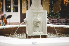Beautiful fountain in the courtyard at Hotel Mazarin www.lalouisiane.com Credit: Diaz NOLA Photography