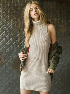 Cozy Winter Outfits, Cute Fall Outfits, Marina Laswick, Fashion Vocabulary, Foto Pose, Online Dress Shopping, Fashion Models, Sexy, Turtle Neck