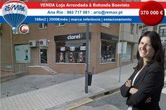 VENDA Loja Arrendada à Rotunda da Boavista Loja comercial arrendada por 2000€/mês a uma marca de referência, com 3 frentes, na Rua Nossa Senhora de Fátima com a Rua de Oliveira Monteiro. Tem 188m2 …