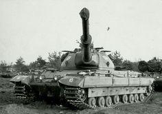 """FV 214  Heavy Tank  """"Conqueror"""" Mk 2 British Army"""