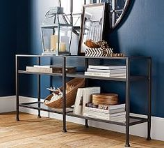 $599 for behind sofa in Family Room End Tables & Sofa Tables | Pottery Barn