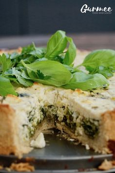 This Zucchini Spinach & Feta Cheese Pie is to die for! Feta Cheese Nutrition, Green Grapes Nutrition, Scitec Nutrition, Coconut Milk Nutrition, Broccoli Nutrition, Nutrition Activities, Nutrition Store, Spaghetti Squash Nutrition Info, Whole Grain Flour