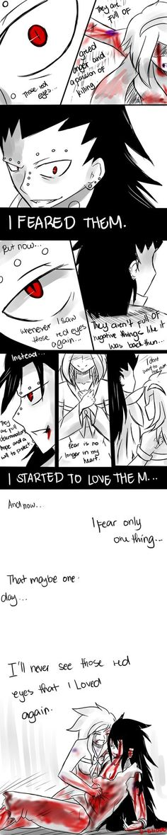 FT.:. Red by D-eliade on deviantART - Let it be known that if Gajeel dies, I will cry.  aww levy xD :(