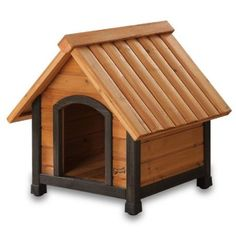 $56.06 (CLICK IMAGE TWICE FOR UPDATED PRICING AND INFO)  Pet Squeak Arf Frame Dog House, X-Small - See More Dog Houses at http://www.zbuys.com/level.php?node=3711=dog-houses