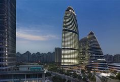Un nuevo edificio de #ZahaHadid en #Beijing se convierte en la última vista de la  #Capital #China, además se encuentra a la #vanguardia #tecnologica con los mayores adelantos en #eficiencia #energetica y #sostenibilidad.