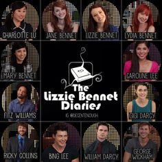 You're not a Janeite till you've watched LBD. FInd them on YouTube!! The Lizzie Bennet Diaries from @decentenough on Instagram