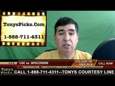 USC Trojans vs. Wisconsin Badgers Pick Prediction Holiday Bowl College F...