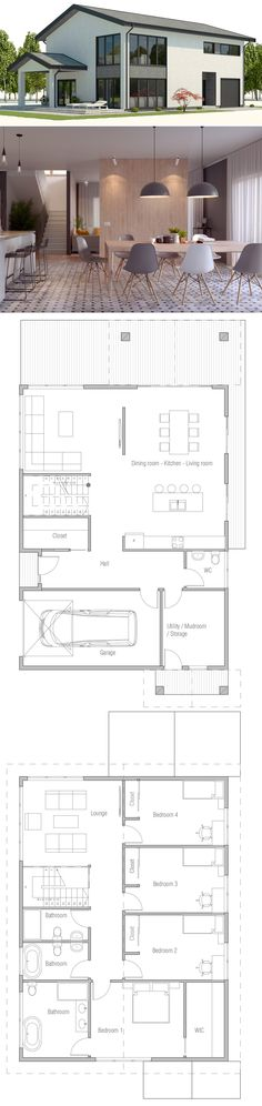 Superior House Plan