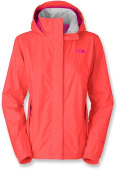 4a2a4ced6875 The North Face Resolve Rain Jacket - Women s - Free Shipping at REI.com neva