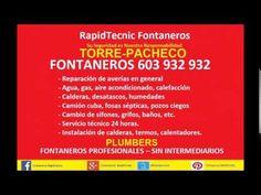 Fontaneros Torre Pacheco 603 932 932 Baratos