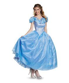 Live-Action Cinderella Women's Costume Dress