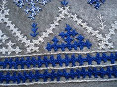 Sindhi Stitch Divan cover | Flickr : partage de photos !