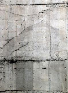 Concrete: Possible wall treatment/look. Concrete Texture, Concrete Wall, Wabi Sabi, Art Grunge, Backgrounds Wallpapers, Tachisme, Beton Design, Tadelakt, Monochrom