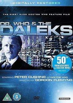Dr who and the #daleks #*restored #(dvd),  View more on the LINK: 	http://www.zeppy.io/product/gb/2/161491980932/