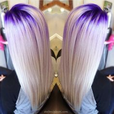 Violet Crown Highlights/ Splash Lights