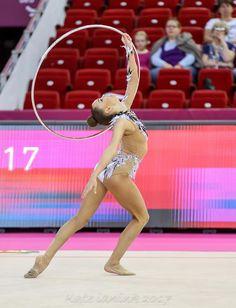 Dina Averina (Russia), European Championships 2017