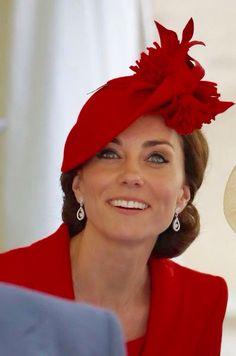 Catherine Mountbatten Windsor, Duchess of Cambridge.