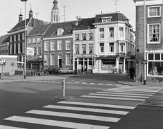 Breda - Gedempte haven - 1970