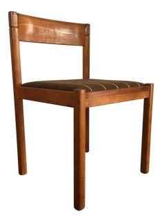 Nissen of Denmark Vintage Danish Mid-Century Modern Dining Chair on Chairish.com