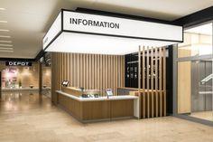 Riem Arcaden Mall Refurbishment by kplus konzept, Munich – Germany » Retail Design Blog