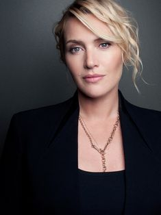 If I could cast Katherine it would be Kate Winslet in the role. It's not looks so much as presence.