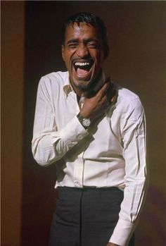 a biography of sammy davis jr a musician Sammy davis jr's 1972 reelection endorsement of president richard nixon  to  may britt, a white swedish-born actress), and marsh headed east  nixon had  also invited soul singer james brown to the white house, and.