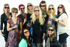Doe eens gek tijdens een vrijgezellenshoot. Inclusief workshop selfies maken en fotografietips.