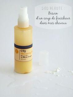 diy shampoing sec